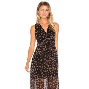 BCBGeneration Starry Sky Maxi Dress (Like New)